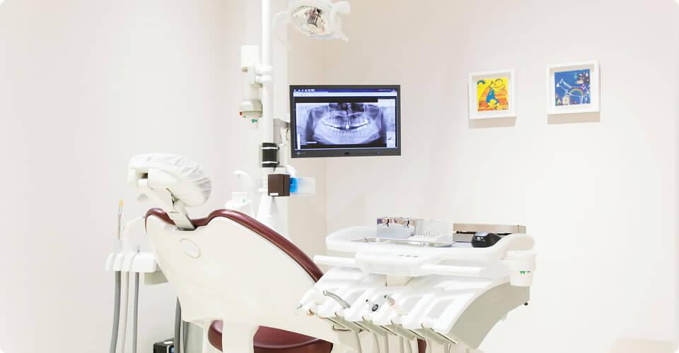 酒井歯科医院 診療室