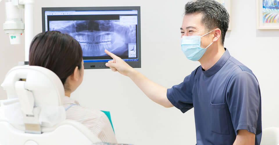酒井歯科医院 治療