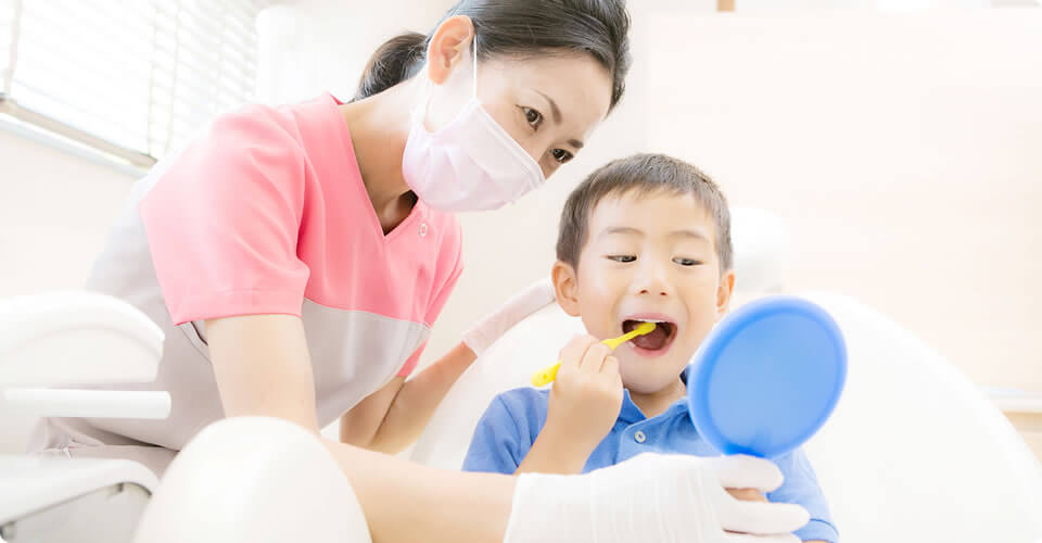 酒井歯科医院 歯磨き